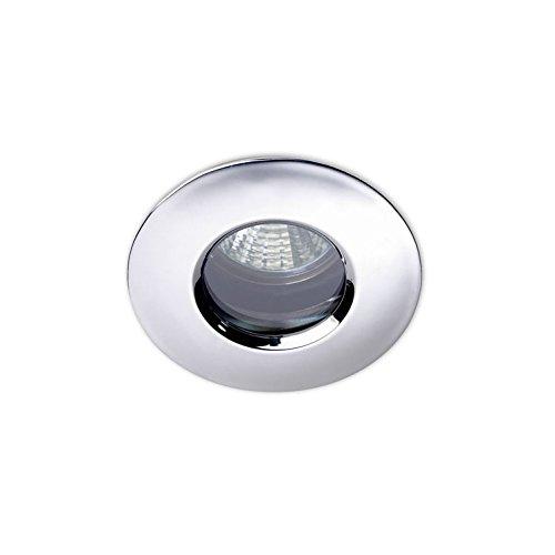 LEDs-C4 320 CR-Encastrement split 1xgu5,3 max 50w Chrome