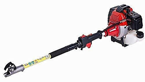 BU-KO 52 cc de gasolina de largo alcance Multi funcional herramienta de jardín