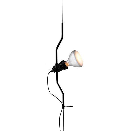 Flos Parentesi dimbare vloerlamp zwart 220 Volt