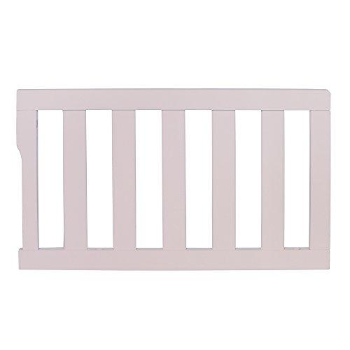 Dream On Me Universal Convertible Crib Toddler Guard Rail, Blush Pink