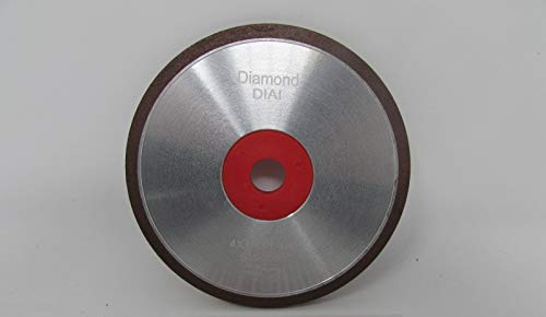 Quality Stump Grinder Teeth Diamond Sharpening Wheel 4' Diameter Compatible w/Grееntееth