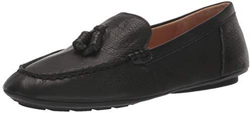 CC Corso Como Women's Birgitta Driving Style Loafer, Black, 8 M US