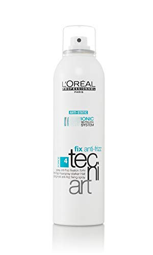 L'Oréal Professionnel TecniART Fix Anti-Frizz, 400 ml, 1er Pack, (1x 400 ml)