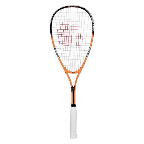 DSC Ti Smash Squash Racket, Orange/Black