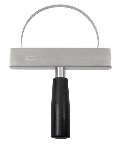 Louis Tellier MEL120 meloenschiller, roestvrij staal, 120 mm