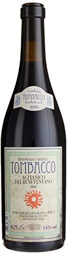 Vinicola Tombacco Aglianico del Beneventano IGT 2013/2015 Trocken (1 x 0.75 l)