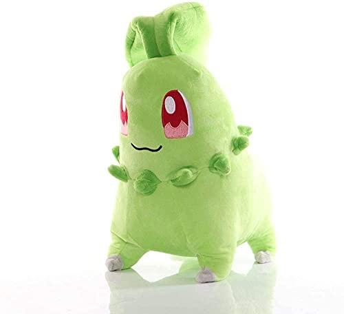 Muñeca de Anime Pokemon, juguetes pequeños y bonitos, juguetes de peluche de Pokemon, almohada de muñeca suave rellena, regalo de compañero para niños, 35cm
