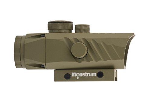Monstrum P330-B Marksman 3X Prism Scope...