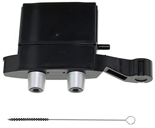Kaffeeauslauf 12011917 + Reinigungsbürste 2mm für Bosch VeroBar, VeroProfessional + Einbauanleitung QR-Code