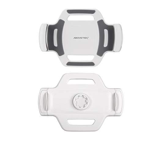 """AboveTEK Halterung Tablet Halterung für 5.5-13.5\"""" Tablet & Handy (Halter nur / 14.98-23.36 cm) - Weiß"""
