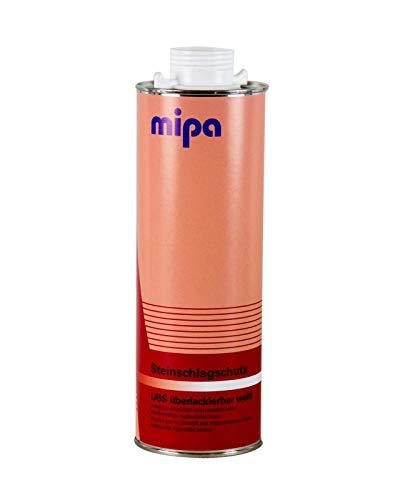 Mipa Steinschlagschutz Unterbodenschutz UBS überlackierbar weiß 1 L Liter