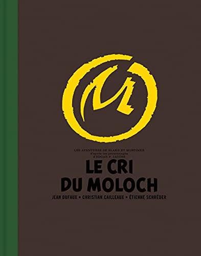 Blake & Mortimer - Tome 27 - Le Cri du Moloch / Edition spéciale, Edition de Luxe
