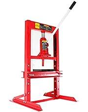 油圧プレス (手動式 6トン 6t 6ton) プレス機