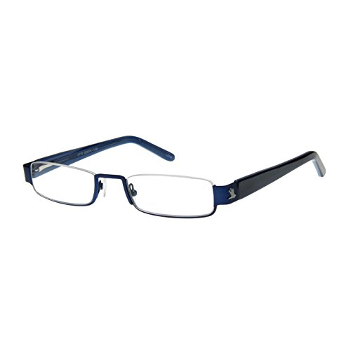 I NEED YOU Lesebrille Otto / +2.00 Dioptrien/Blau, 1er Pack