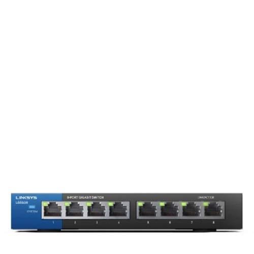 8 Port Desktop GIGABIT Switch
