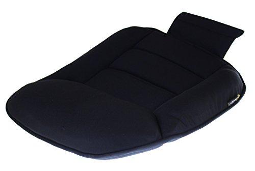Autopad auf einem Sitz Autositz Pad Sitzpolster Autokissen Kissen Sitzpad Assise Grand Confort