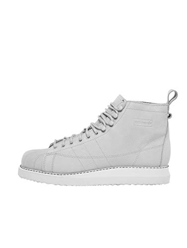 adidas Originals Damen Sneakers Superstar Boot W grau 39 1/3