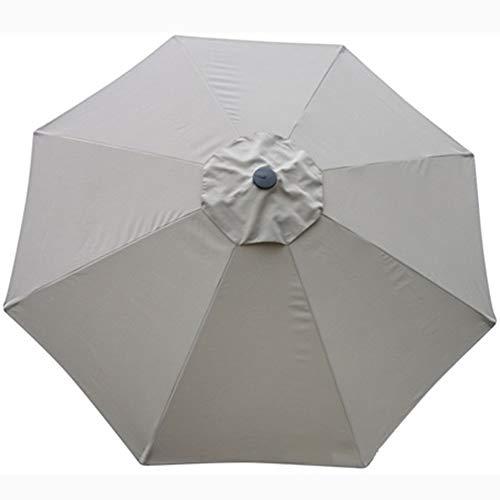 LY88 Parasol Paraplu Patio Tuin Tuintafel Sun Canopy UV-bescherming 270cm * 230cm