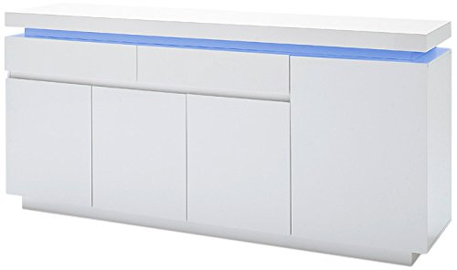 MCA Sideboard Fabbrico weiß