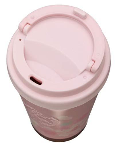 STARBUCKSスターバックススタバステンレスTOGOロゴタンブラーブリーズ355mlタンブラー水筒マイボトル食器桜さくら花びら花弁SAKURA2020真空二重構造ステンレス桃ピンク