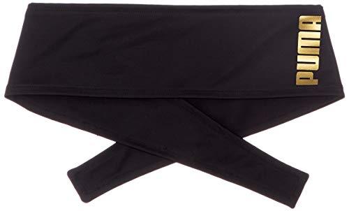 Puma Ambition Headband, Mujer, Black, UA