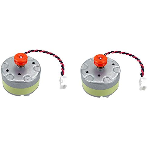 Viudecce Motor Limpiador LDS de 2 Uds para Mijia S50 S51 S55, Motor de Barredora de Aspiradora, Motor de TransmisióN de Engranajes