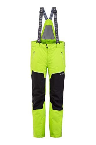 Spyder Propulsion Gtx Pant Colorblock-Grün-Schwarz, Herren Gore-Tex Hose, Größe XL - Farbe Mojito