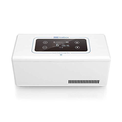 Yuany Tragbarer Insulinkühler/Medikamentenkühlschrank/Medikamentenkühlschrank/kleine Kühlschrankbatterie 8 Stunden