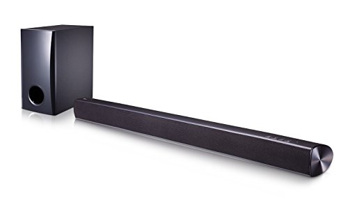 LG Electronics SH2 2.1 Channel 100W Sound Bar (2016 Model)