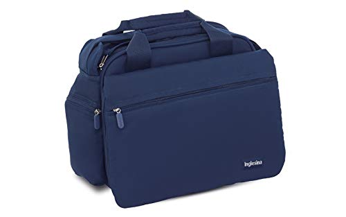 Inglesina AX90N0BLU - My Baby Bag, Bolsa con Cambiador, Color Blu, unisex