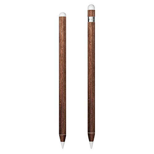 Stained Wood Apple Pencil Sticker for 1st and 2nd Generation - Ultra Thin Protective Skin Cover