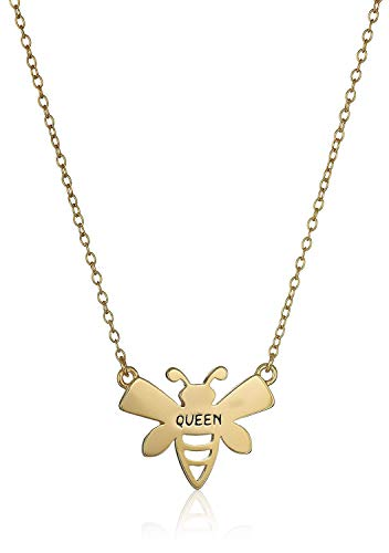 Gold Plated Sterling Silver Bee