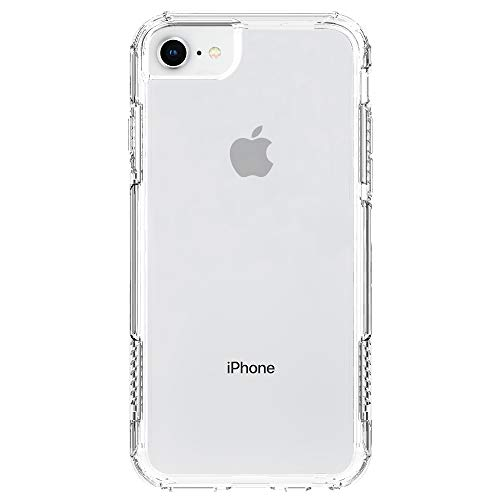 """Pelican - iPhone SE (2020) Case - iPhone 8 Case - Adventurer Series - Military Drop Protection - 4.7"""" - Clear"""