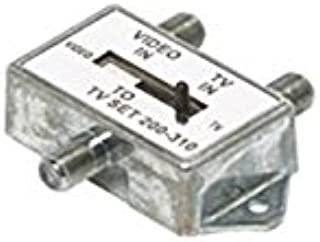 2-Way Coaxial A//B Switch Slide 75//75//75 50-Pack