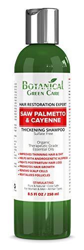Hair Growth/Anti - Hair Loss Sulfate-Free SHAMPOO