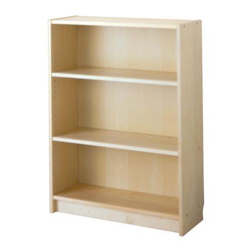 Ikea Billy -Bücherschrank Birkenfurnier