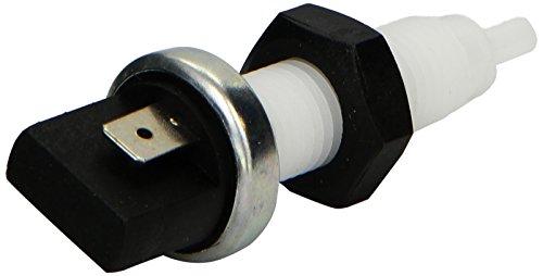 HELLA 6DF 007 361-001 Interruttore luce freno - 12V - N° raccordi: 2 - elettrico - Dimensioni filettatura: M12x1,5 - Apritoio