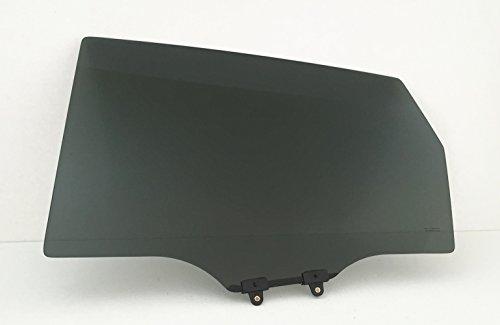 NAGD Driver/Left Side Rear Door Window Glass Replacement for Honda CR-V 4 Door Utility 2007-2011