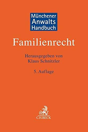 Münchener Anwaltshandbuch Familienrecht