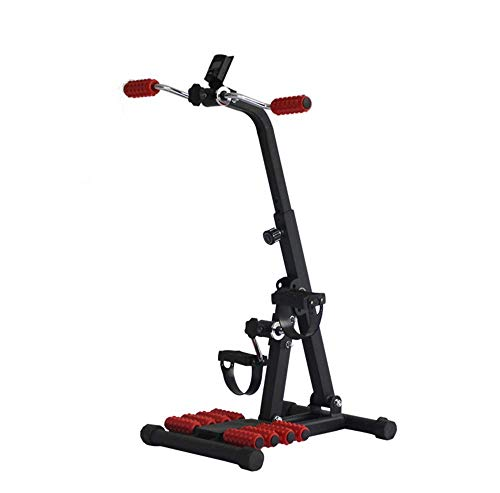 Actualizado escalador vertical, Escalada Máquina for el hogar gimnasio, paso a paso escalador Máquinas de ejercicios, ejercicio superior del cuerpo, parte inferior del cuerpo Cardio Simultáneamente -