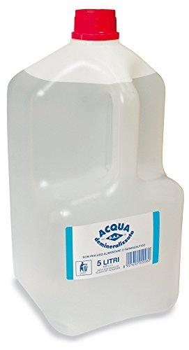 CORA 1001 -Agua desmineralizada Jerry, 5litros