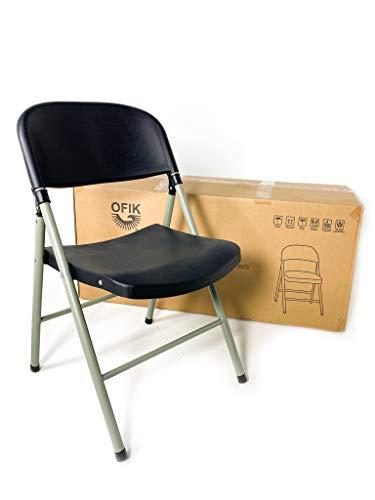silla plastico de la marca OFIK