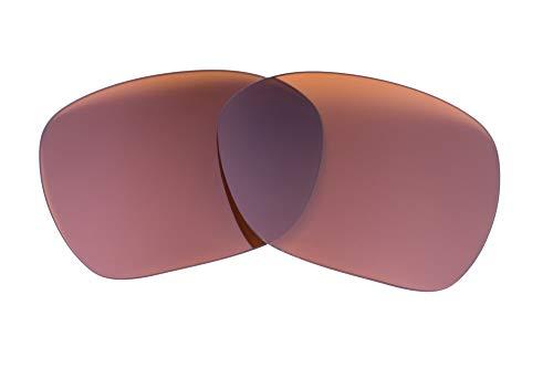 LenzFlip Lentes de repuesto compatibles con Oakley Overtime para mujer 59 Un tamaño Marrón polarizada