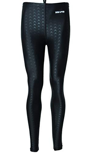 Pantaloni Lunghi da Uomo per Immersione Nuoto Surf Costume da Bagno da Spiaggia Sport da Competizione Sport Acquatici