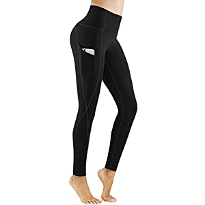 Women's High Waist Capri Yoga Pants  Stretch  Leggings