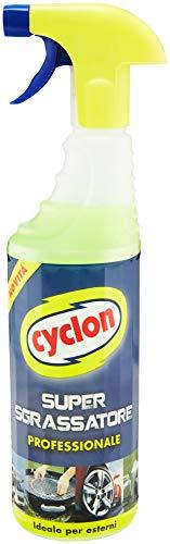 CYCLON Super Sgrassatore Professionale Rimuove in modo professionale lo sporco e il grasso più resistente 750ml