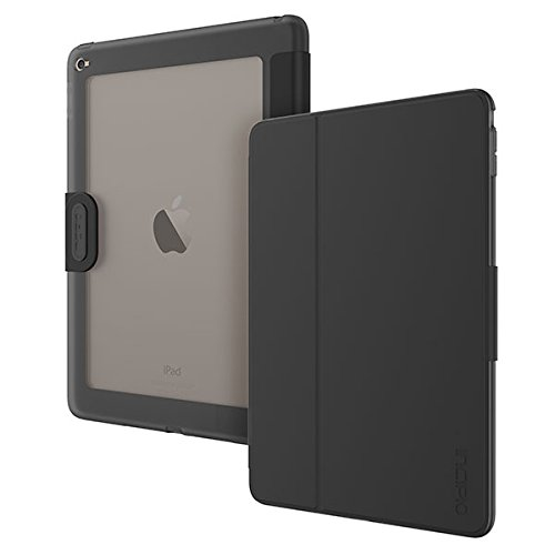 Incipio Clarion Leder-Schutzhülle für Apple iPad Air 2 schwarz