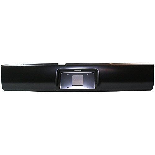 Roll Pan for CHEVROLET S10 PICKUP 94-03 REAR Steel w/License Plate Part w/Light Kit and Hardware