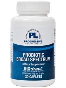 Progressive Labs Probiotic Broad Spectrum 30C