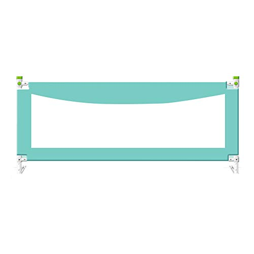 Barrières de lit LHA Garde-Corps de lit d'enfant, Pliable, Rails de sécurité de 150, 180, 200 cm, adapté aux Enfants, Stable et Stable (Taille : L-200cm)